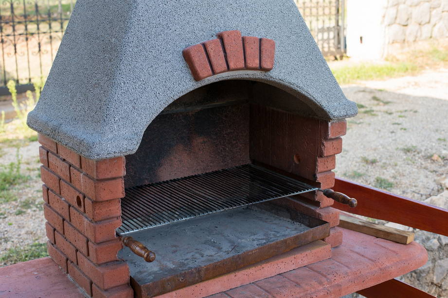 Barbecue areas  - photogallery